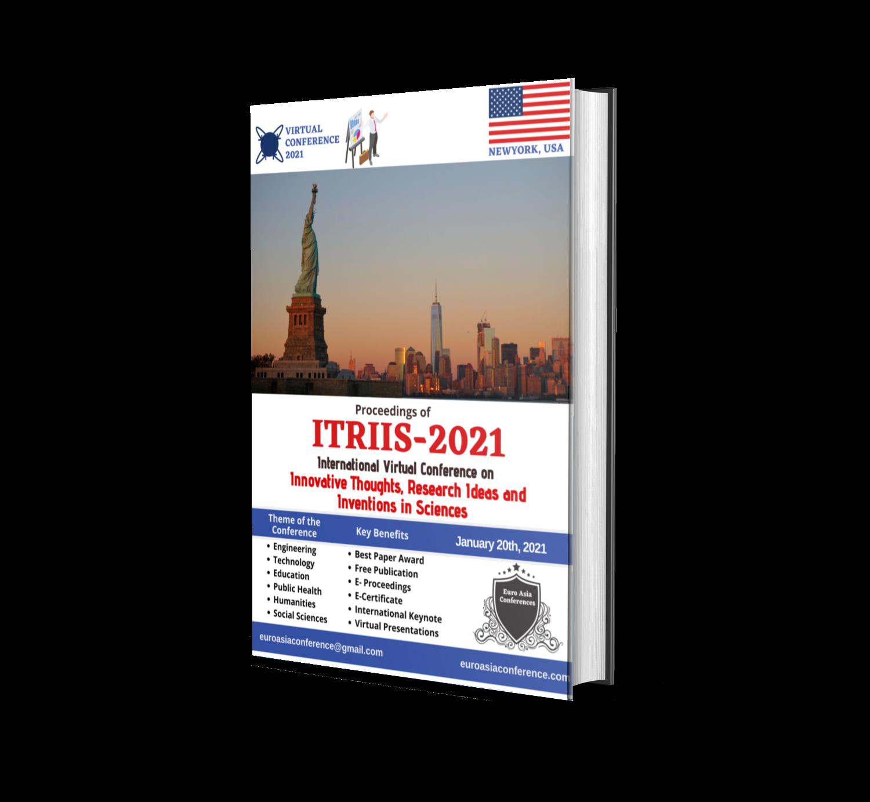 View Vol. 1 No. 1 (2021): ITRIIS